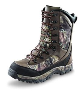 Guide Gear Men's Arctic Hunter II Insulated Waterproof Boots