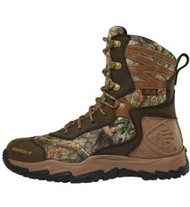 "Lacrosse Men's Windrose 8"" 1000G Waterproof Hunting Boot"